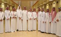 أمين هيئة التخصصات الصحية يزور كلية العلوم الطبية التطبيقية